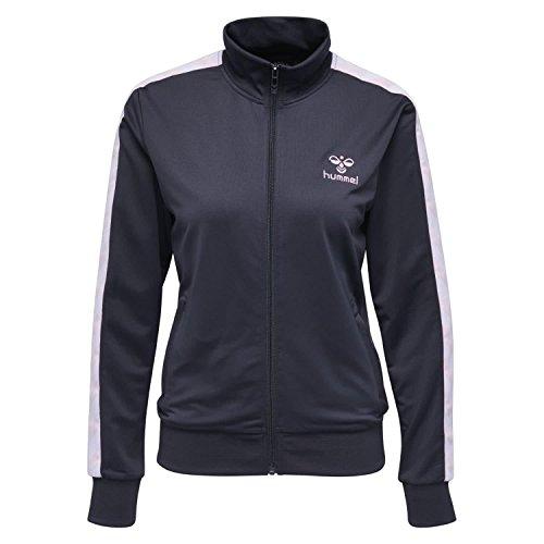Hummel Damen Hmlnelly Zip Jacket Jacke Ebony