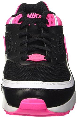Nike Air Max Bw (Gs), Gymnastique fille Noir - Nero (Black/Pink Blast-White)