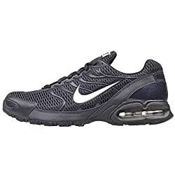 Nike Air Max Torch 4 Herren Running Trainers 343846 Sneakers Schuhe (UK 8 US 9 EU 42.5, Dark Obsidian White 400)
