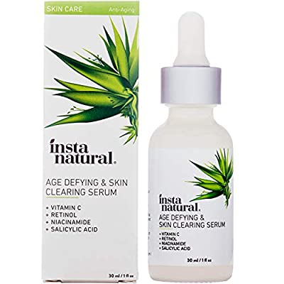 InstaNatural Vitamin C Skin Clearing Serum - 30 ml from Instanatural