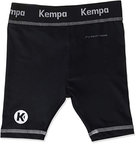 Kempa Bekleidung Teamsport Attitude Kinder Tights,schwarz, 128