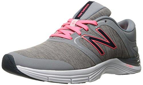 New Balance Womens 711v1 Training Shoe Steel/Heather