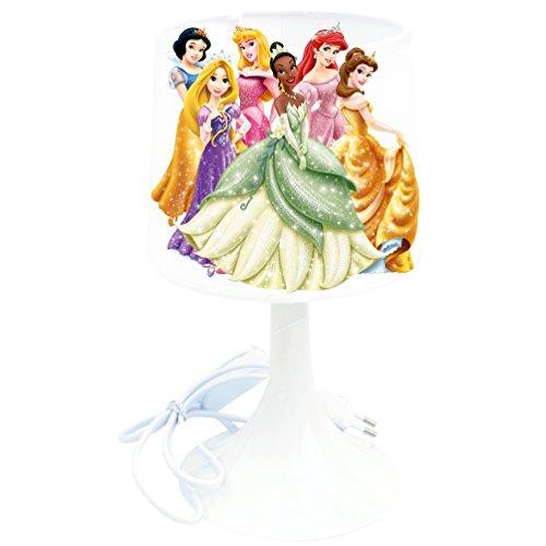 Lámpara de noche Princesas Disney