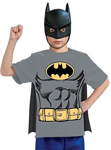 Batman Kind Kit Kostüm - Rubie's Batman Kostüm Kit für EIN Kind