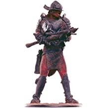 Lord Of The Rings - Figura de Plomo El Señor de los Anillos. Lord of the Rings Collection Nº 107 Uruk-Hai Invader With Crossbow At Helm's Deep