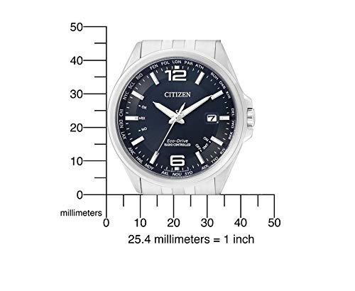 Citizen Herren-Armbanduhr XL CB0010-88L - 2