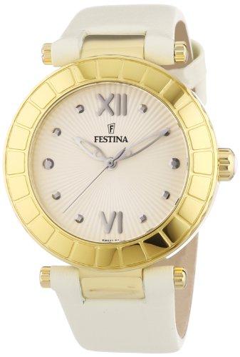 Festina Women's Quartz Watch with Leather F16647 / 2