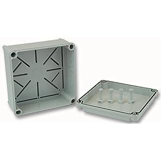 Appleby sfme909PC 150x 150x 75mm Deckel grau Gehäuse für [1] (steht ProGrade)