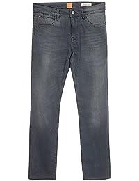 Hugo Boss Orange Hommes Orange24 ajustement régulier Barcelone Jeans Marine