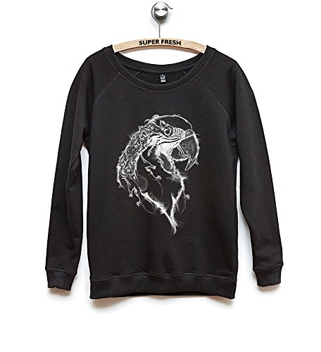 Kane Grey - Sweat-shirt - Manches Longues - Femme Noir - Noir