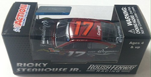 2014-action-ricky-stenhouse-jr-17-wegmans-cargill-ford-fusion-164-by-action
