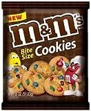M&Ms Cookie Bites Bag (51g) x1 Bag