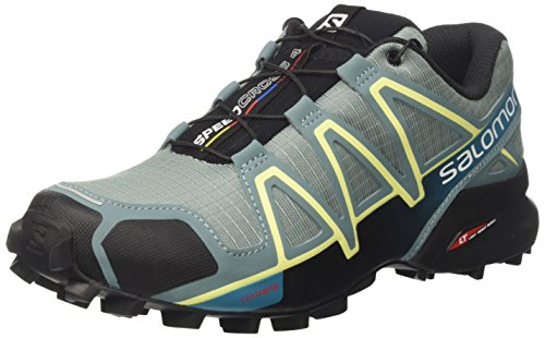 Salomon Women s Speedcross 4 Trail Running Shoe 37fe6959f5
