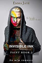 Invisible Ink: M/M romance (Paint Book 3)