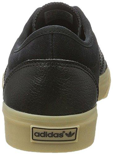 Adidas Adi-Ease Core Black/Dark Solid Grey/Gum Nero