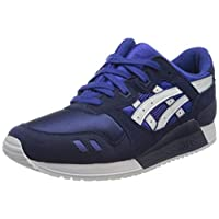 ASICS Unisex Kids Gel Lyte Iii Gs C5a4n-4501 Low-Top Sneakers