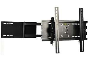 """G4RCE FULL MOTION LCD LED TV WALL MOUNT BRACKET SWIVEL TILT 32 37 40 42 47 50"""""""