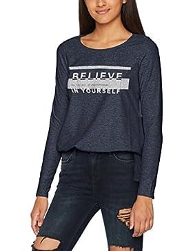 Vero Moda Vmsasha LS Top Box, suéter para Mujer