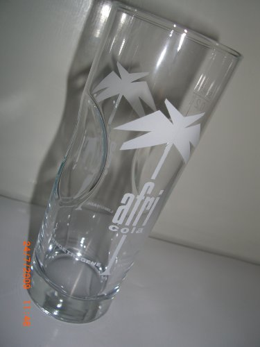 6x Afri Cola Longdrink Gläser