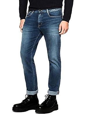 Calvin Klein Men's J30j301409912 Jeans Slim