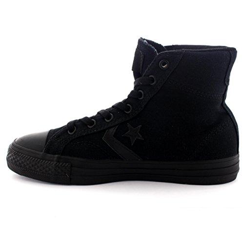 Converse  Star Player Adulte Mono Cvs Hi, Sneakers Basses homme Noir