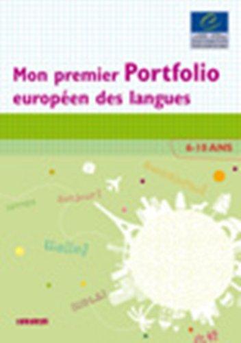 Mon premier portfolio européen des langues livret : 6-10 ans