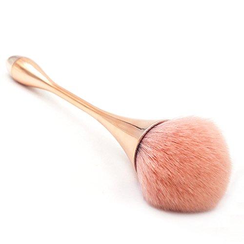 NaiCasy Wassertropfen Kleine Taille Make-up Pinsel Schminkpinsel Kosmetikpinsel...