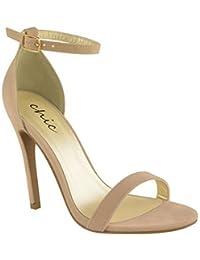 talon beige chaussures femme chaussures. Black Bedroom Furniture Sets. Home Design Ideas