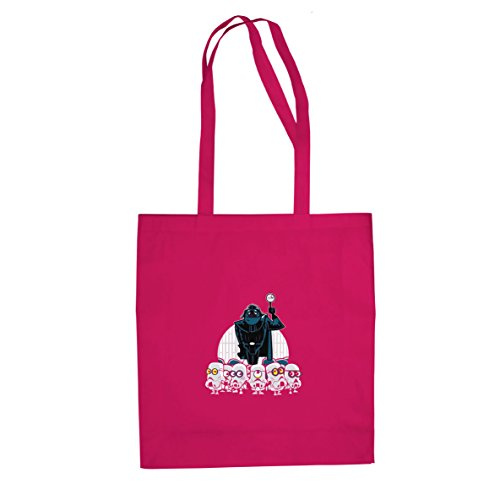 Planet Nerd Despicable Empire - Stofftasche/Beutel, Farbe: pink