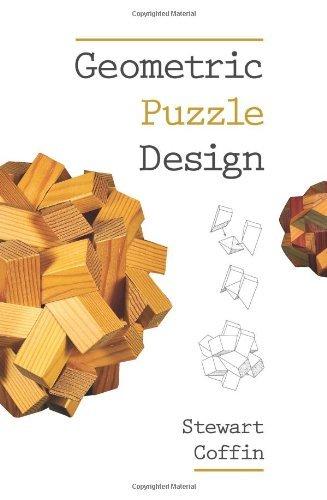 Geometric Puzzle Design by Stewart Coffin (4-Feb-2015) Paperback