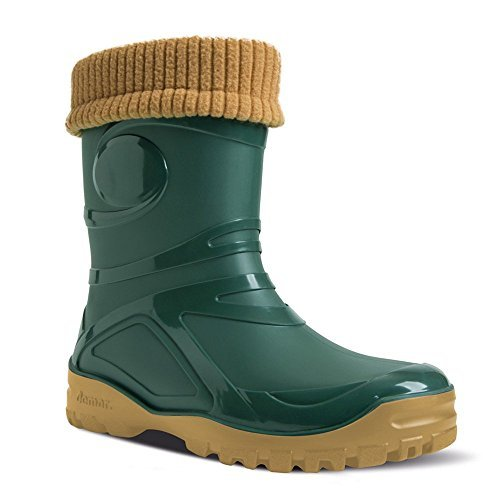 Demar rubber boots with wool lining, Young Fur 2