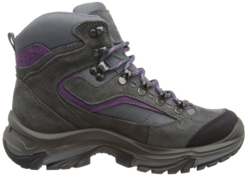 Sea Black Purple Trekking Wanderstiefel L Ksb Weathertite Karrimor Damen 300 xB8qw60