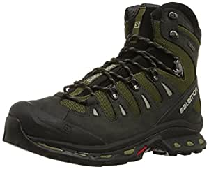 Salomon Quest 4D 2 GTX Hiking Shoes, Men's UK 7 (Green/Asphalt/Dark Tita)