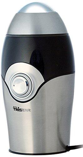 Tristar KM-2270 Moulin à Café Inox 150 W