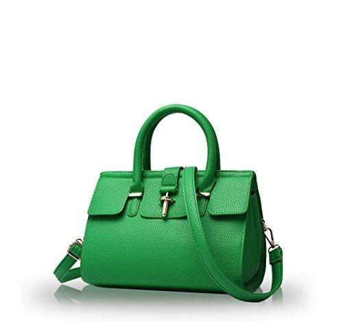 Bilis, Borsa a mano donna, Green (verde) - Bilis-798 Green