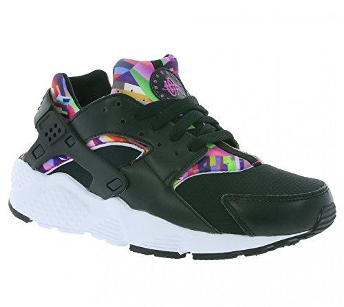 Nike Mädchen 704946-003 Trail Runnins Sneakers Schwarz