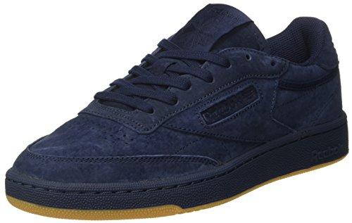 reebok-mens-club-c-85-tg-low-top-sneakers-blue-collegiate-navy-night-navy-gum-13-uk