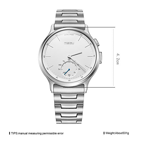 Holluby Meizu Intelligent Fashion Watches (WHKS001-3)
