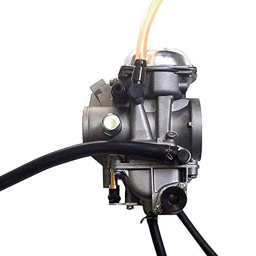 Hotaluyt Carburatore Carb Attrezzi di Riparazione Kit di Sostituzione Kawasaki Bayou 400 KLF400B 4x4 1993-1995