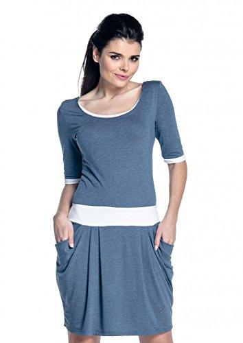 zeta-ville-lagenkleid-seitentaschen-kontrastdetails-stillzeit-damen-698c-jeans-melange-eu-38-40-l