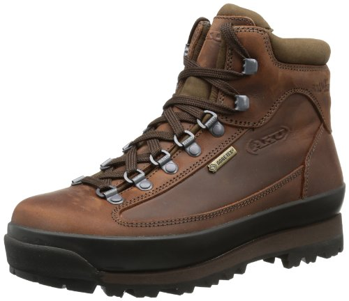 AKU  Winter Slope Max GTX,  Scarpe da camminata ed escursionismo unisex adulto, Marrone (Marron - Braun (marrone 050)), 42.5