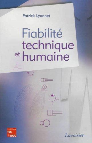 Fiabilité technique et humaine