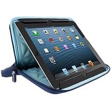 "Roocase YM-UNIV-TAB10-DGBL 10.1"" Tablet sleeve Azul funda para tablet - fundas para tablets (25,6 cm (10.1""), Tablet sleeve, Azul, Silicona, Termoplástico de poliuretano (TPU), Cualquier marca, Apple iPad 4, The new iPad 3, iPad 2 / Samsung Galaxy Tab Note 10.1, Galaxy Tab 2 10.1 / Asus Transf)"
