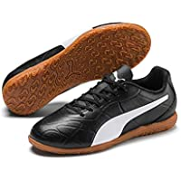 PUMA Monarch IT JR, Zapatos de Futsal Unisex niños