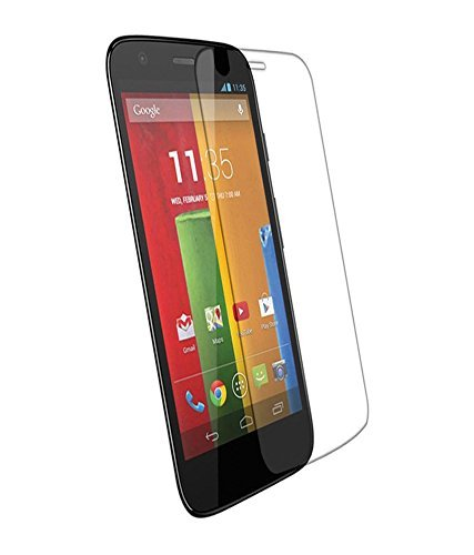 KPH Mobiles Tempered Glass 0.33 mm Screen Protector for MOTOROLA MOTO G2 (MOTO G 2ND GEN)