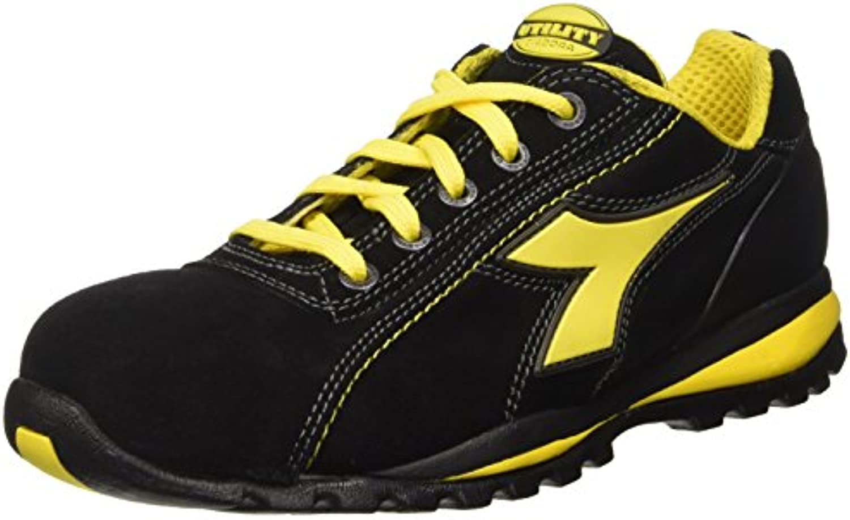 Diadora - Glove Ii Low S1p Hro, zapatos de trabajo Unisex adulto, Negro (Nero), 38 EU