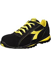 Diadora Glove Ii Low S1p Hro, Chaussures de travail mixte adulte, Noir (Nero), 42 EU