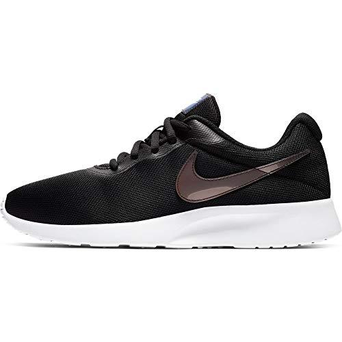 Nike Tanjun, Scarpe Running Uomo, Nero (Black/Black-White 009), 35.5 EU