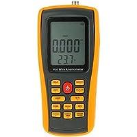 Gowe 6,6 cm schermo schermo schermo LCD digitale palmare Hot Wire Wind Speed Wind temperature Anemometer | Buon Mercato  | Numerosi In Varietà  | Di Modo Attraente  fefff2