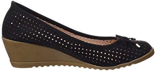 Refresh - 063309, Scarpe col tacco Donna Nero